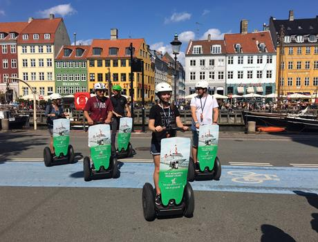2 Hour Guided Segway Tour From  Copenhagen