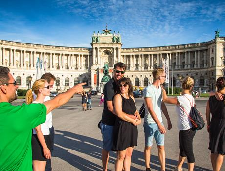 2 and a Half Hour City Walking Tour in Vienna