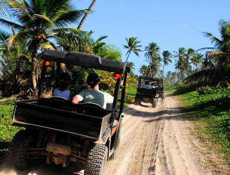 4x4 Buggy Adventure Tour in Punta Cana