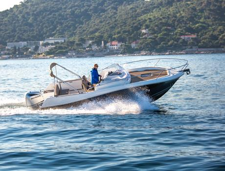 Private Tour in Dubrovnik by Speedboat Jeanneau Cap Camarrat 755 (for up to 6 people)