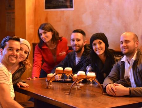 Afternoon Food Tour with Beer Tasting in Florence