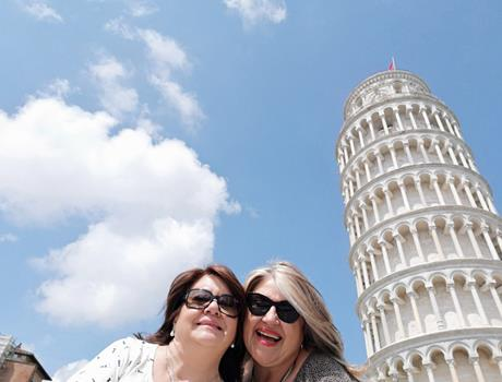 Half Day Tour Baptistery Cathedral and Tower in Pisa