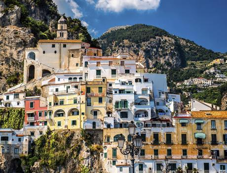 Amalfi Coast and Positano Day Trip from Rome