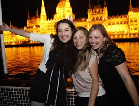 Party Cruise Tour from Budapest