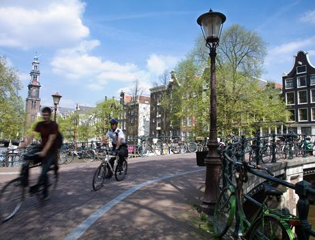 Amsterdam City Center - Private Bike Tour