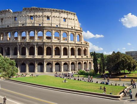 Ancient monuments of Rome Skip the Line Small Group Tour from Rome