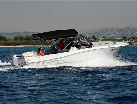 Private Tour by Speedboat Atlantic Sun Cruiser 730 (for up to 6 people)