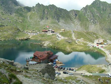 Private Tour to Balea Lake, Avrig and Carta from Sibiu