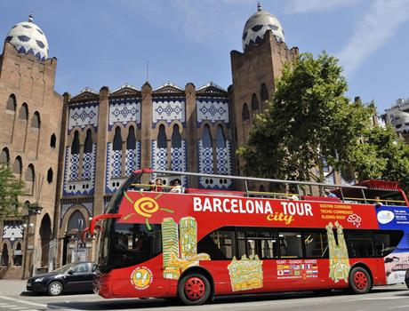 Barcelona City Tour & Camp Nou Experience Museum