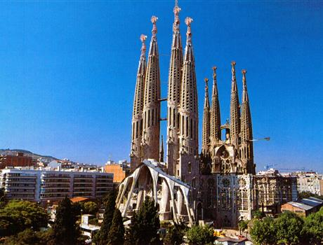 Barcelona High Speed Train Tour from Madrid