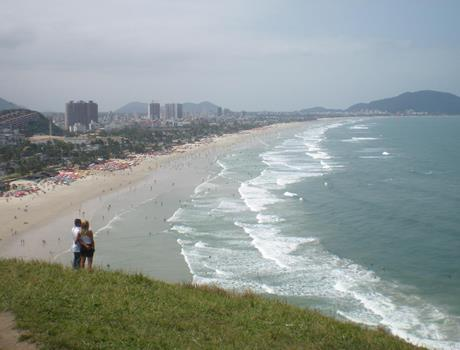 Beach Tour in Sao Paulo