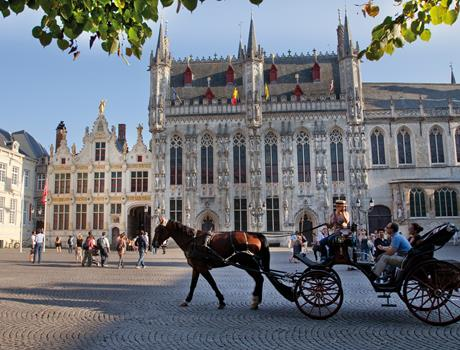 Beautiful Bruges: Full Day Tour from Amsterdam