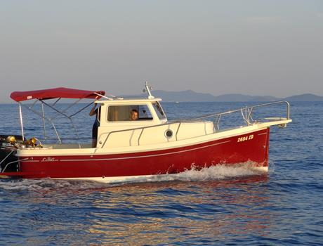 Private Fast Boat Tour from Zadar