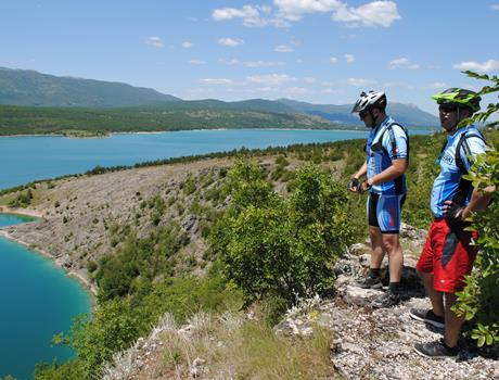 Bike Source Tour of River Cetina from Split and Sinj
