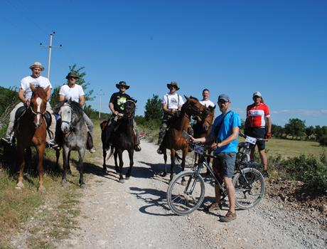 Bike Tour in the Area of Cetina River from Split and Sinj