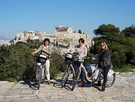 Bike tour Best of Athens