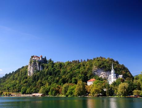 Magnificent Trip to Lake Bled from Istria
