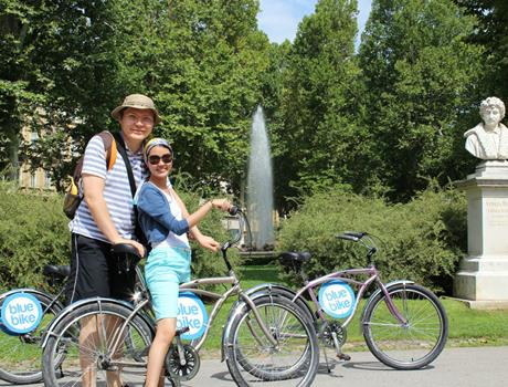 Guided Bike Tour of New Zagreb