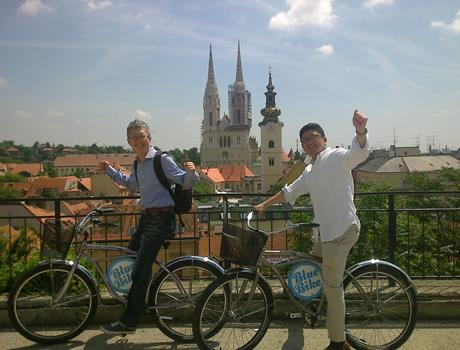 Ancient Zagreb Guided Bike Tour