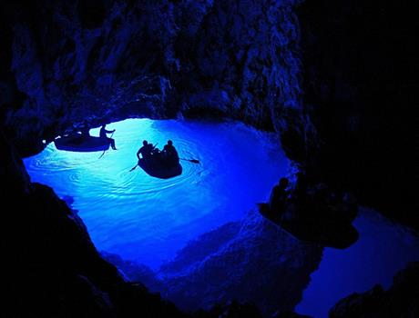 Blue Cave and 5 Island Safari from Split