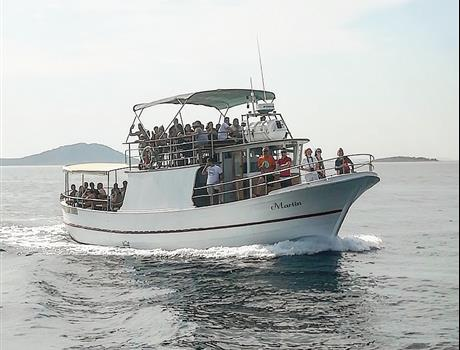 "Rent ""Martin"" Private Daily Rent from Zadar (for up to 60 people)"