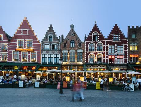Bruges and Belgium Day Tour from Paris