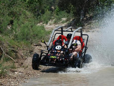 Buggy Safari experience in Marmaris