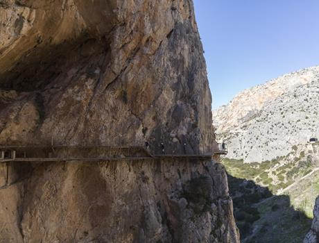 Caminito del Rey Day Trip from Malaga