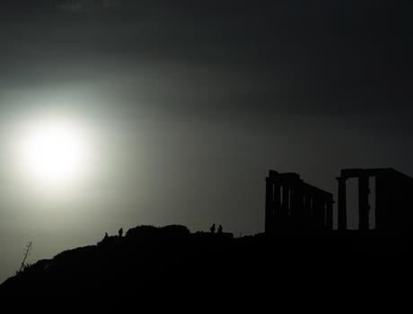 Sunset tour from Athens: Cape Sounion & Temple of Poseidon