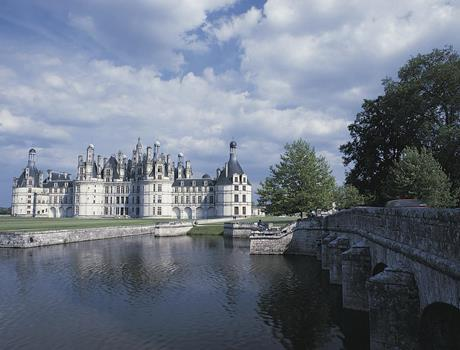Castles of the Loire River Valley from Paris