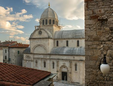 Cathedral st James Tour in Sibenik