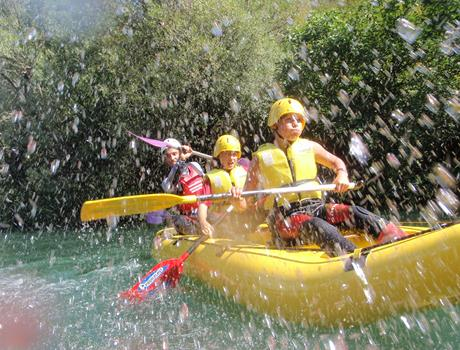 Cetina River Rafting Tour from Split