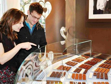 Chelsea Chocolate Tour in London