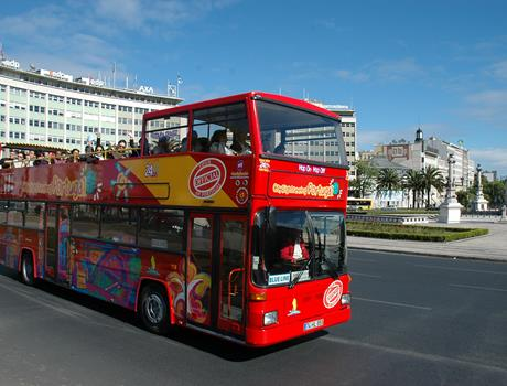 City Sightseeing Lisbon Hop-On Hop-off 24 hours