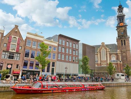 24/48 hours Hop on Hop off Boat and Bus Combo Tour from Amsterdam