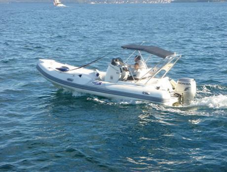 Full Day Croatia Island Hopping by Speedboat from Zadar