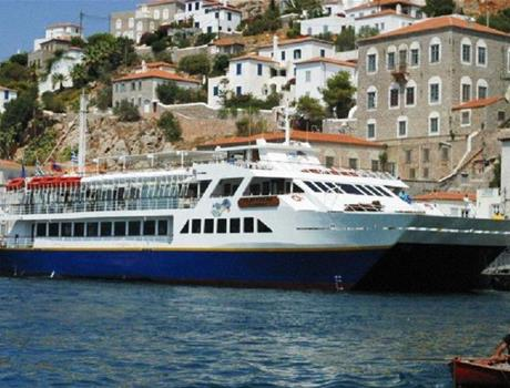 One Day Cruise from Athens: Poros & Hydra & Aegina