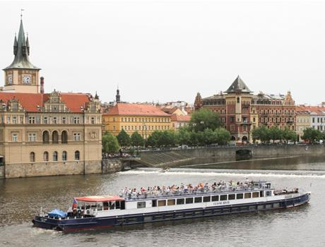 Prague Cruise on the Vltava River
