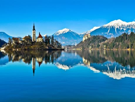 Daily Tour to Ljubljana & Lake Bled from Zagreb