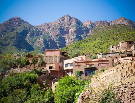 Private Day Tour from Marrakech to Ourika valley and the High Atlas Mountains
