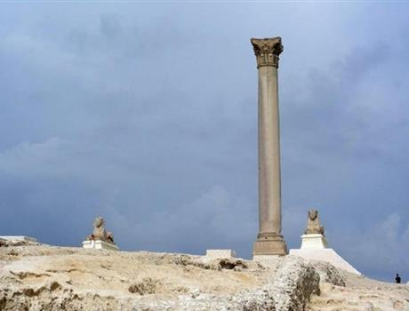 Day Tours to Alamein and Alexandria