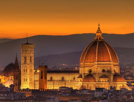Day Trip to Florence by High Speed Train from Milan