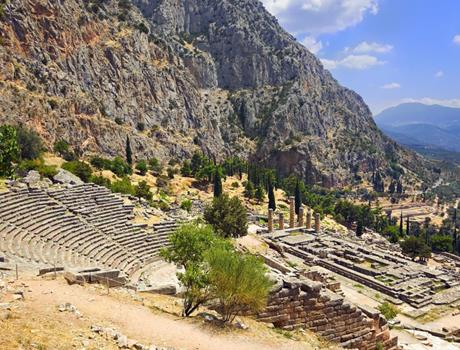 Delphi Full Day Tour from Athens + Lunch