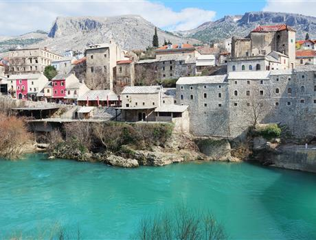 Discover the city of Mostar on a full-day tour from Makarska