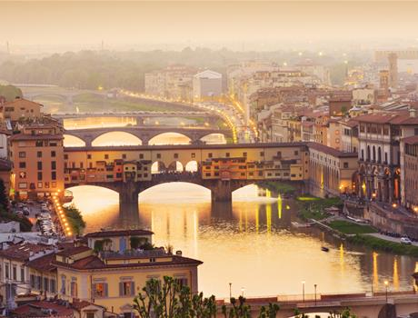 Discover the Florence Private Tour from Livorno Port by Minivan or Car