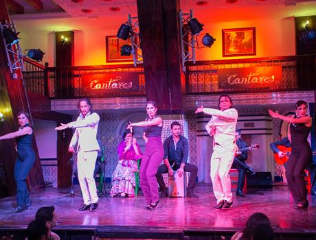 Flamenco Show at Tablao Cordobes with Dinner from Barcelona