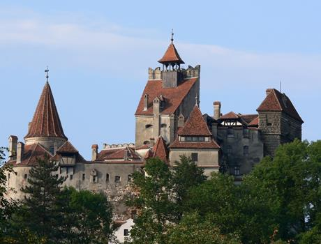 Dracula Castle & Brasov City Full Day Tour from Sibiu