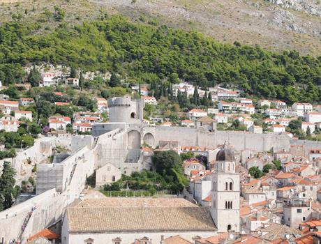 Dubrovnik Old Town and City Walls Tour