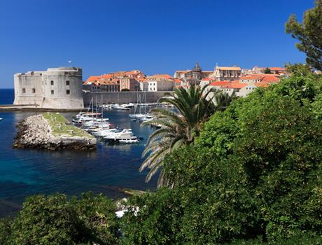Experience the magnificent City of Dubrovnik