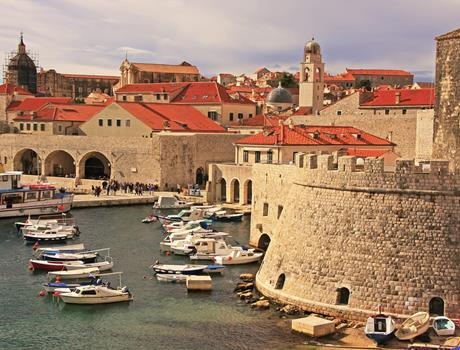 Sightseeing Tour of Dubrovnik